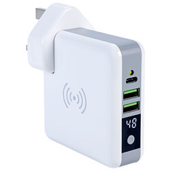 New Portable Travel Charger for Phones and Tablets