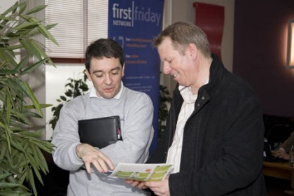 Worthing First Friday Network meeting