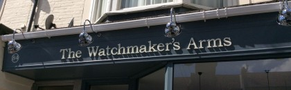 Watchmakers Arms, Hove