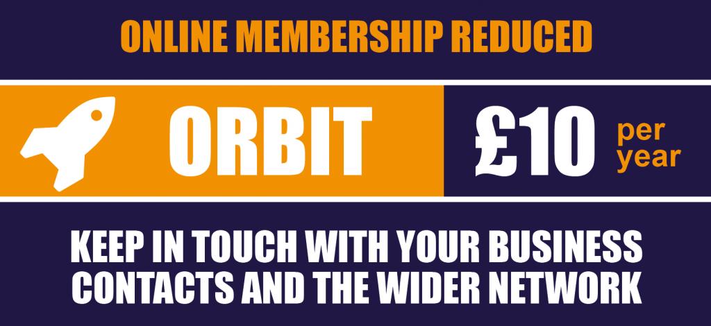 orbit membership £10